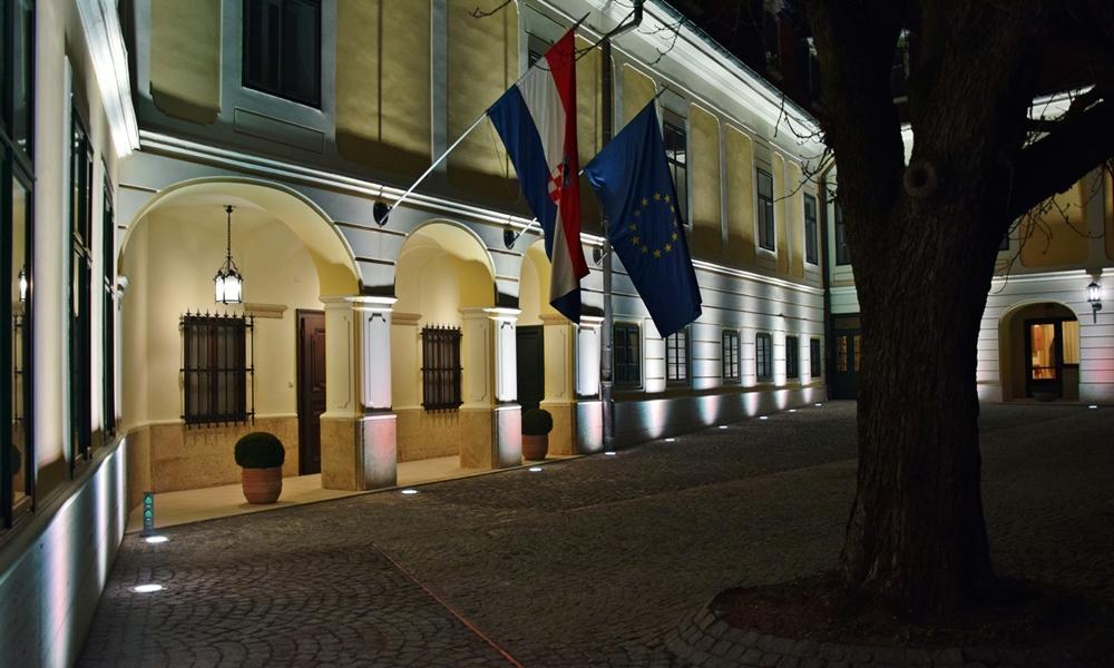 Državna rezidencija Visoka 22