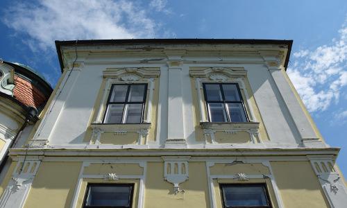 Srednjovjekovna kula palače Pongratz.