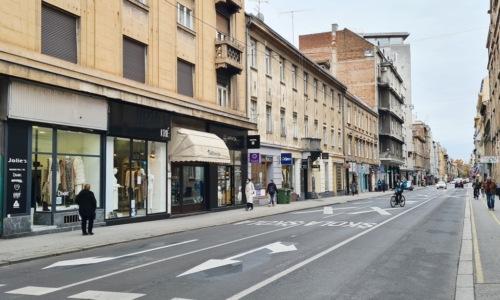 Poslovni prostori u Gundulićevoj ulici
