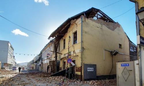 Posljedice potresa od 29. prosinca 2020.
