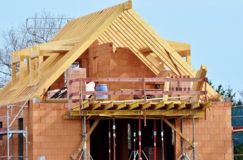 Kuća u izgradnji